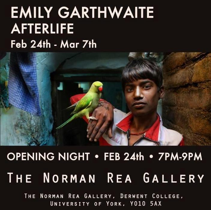 Emily Garthwaite Poster