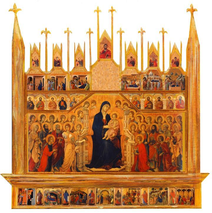 Duccio Maesta