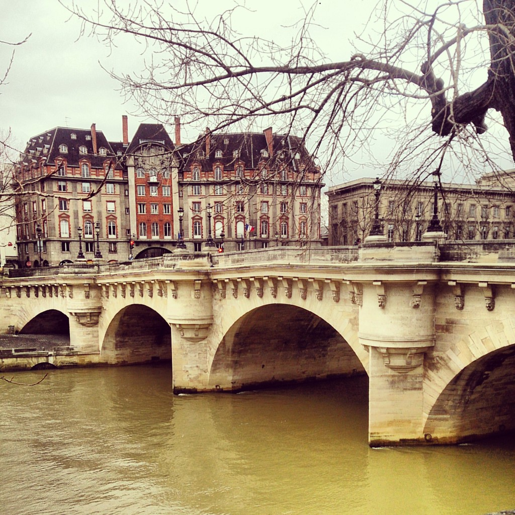 Parisian Bridge