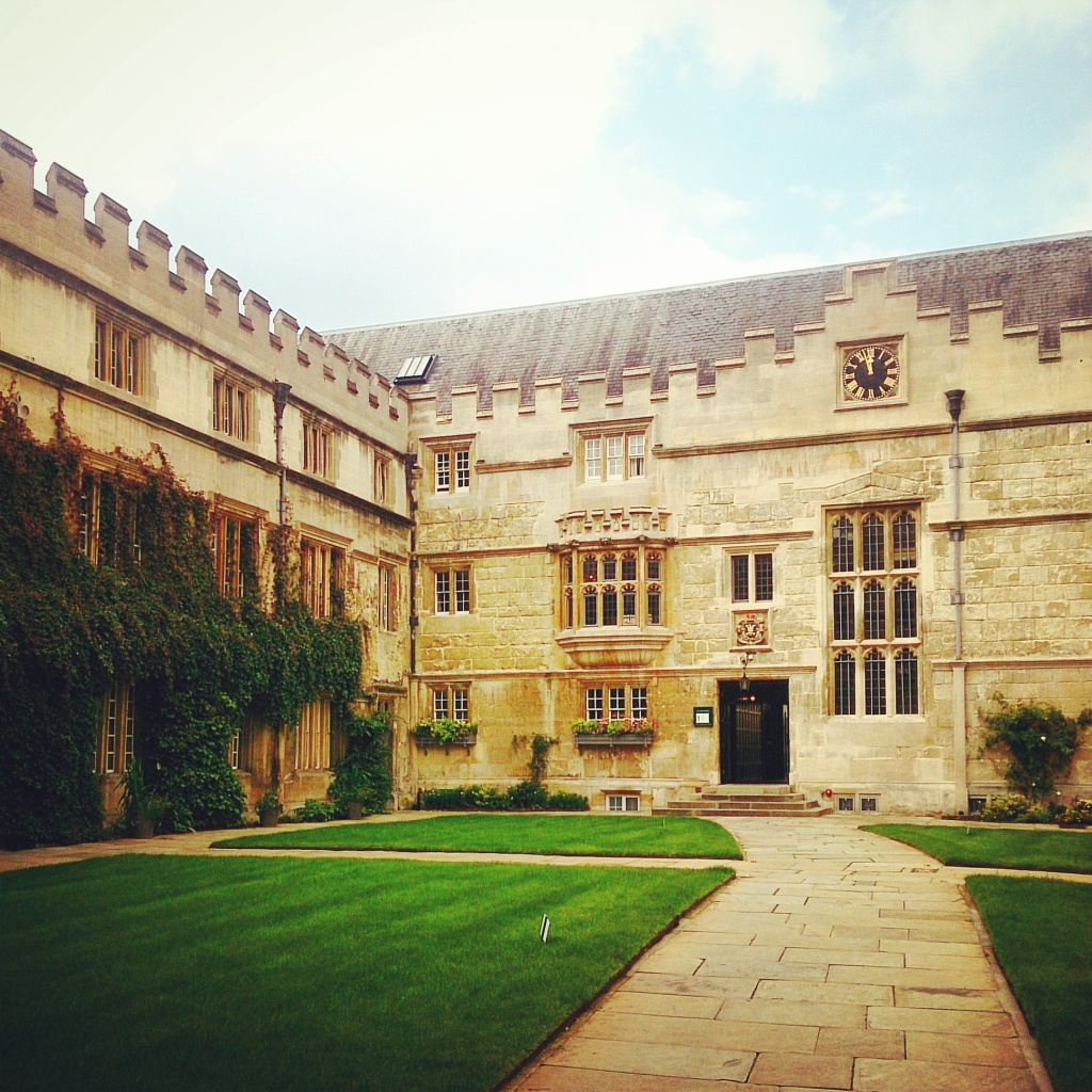 Jesus College, Oxford