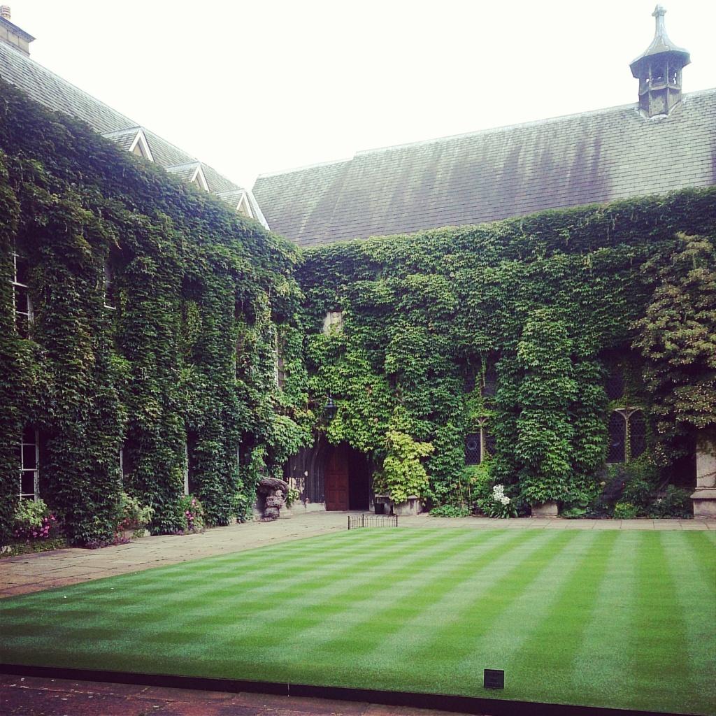 Lincoln College, Oxford