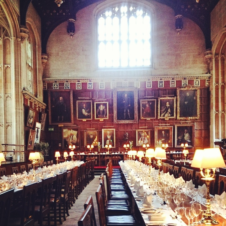 The Great Hall, Christ College, Oxford