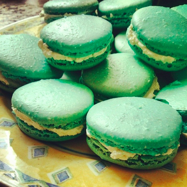 Second macaroon attempt!