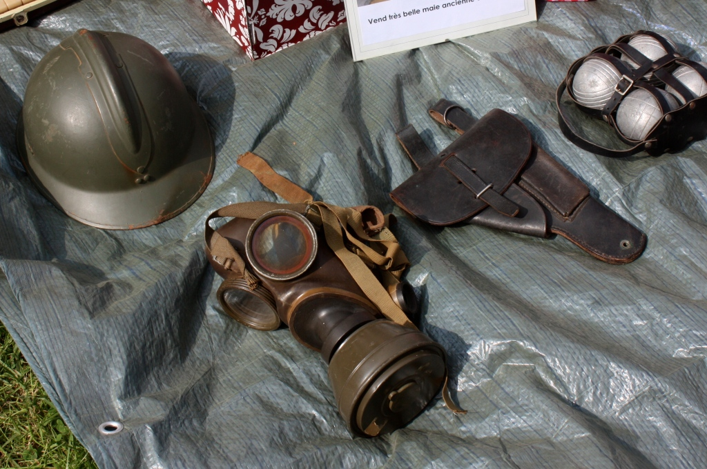 Items used during the Wars