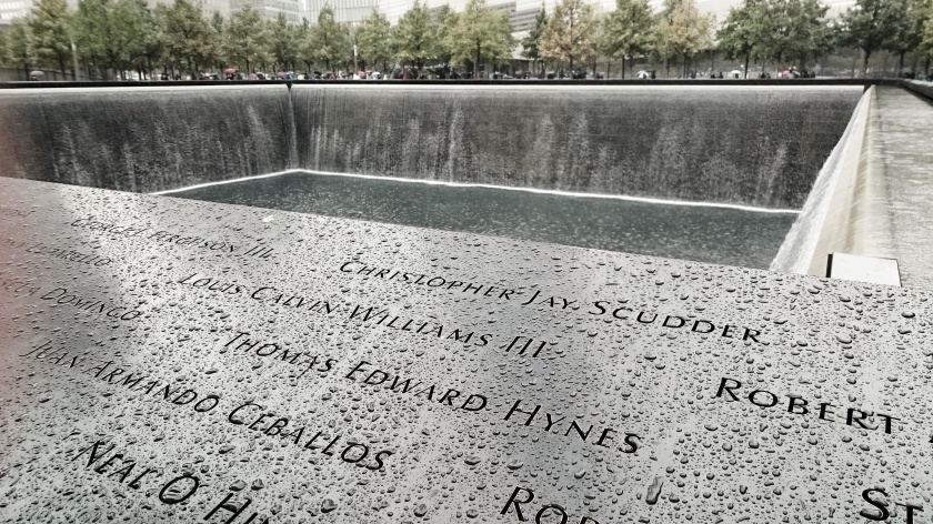 Names of those whose lives were taken in 9/11