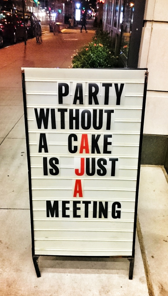 Cake for everyone