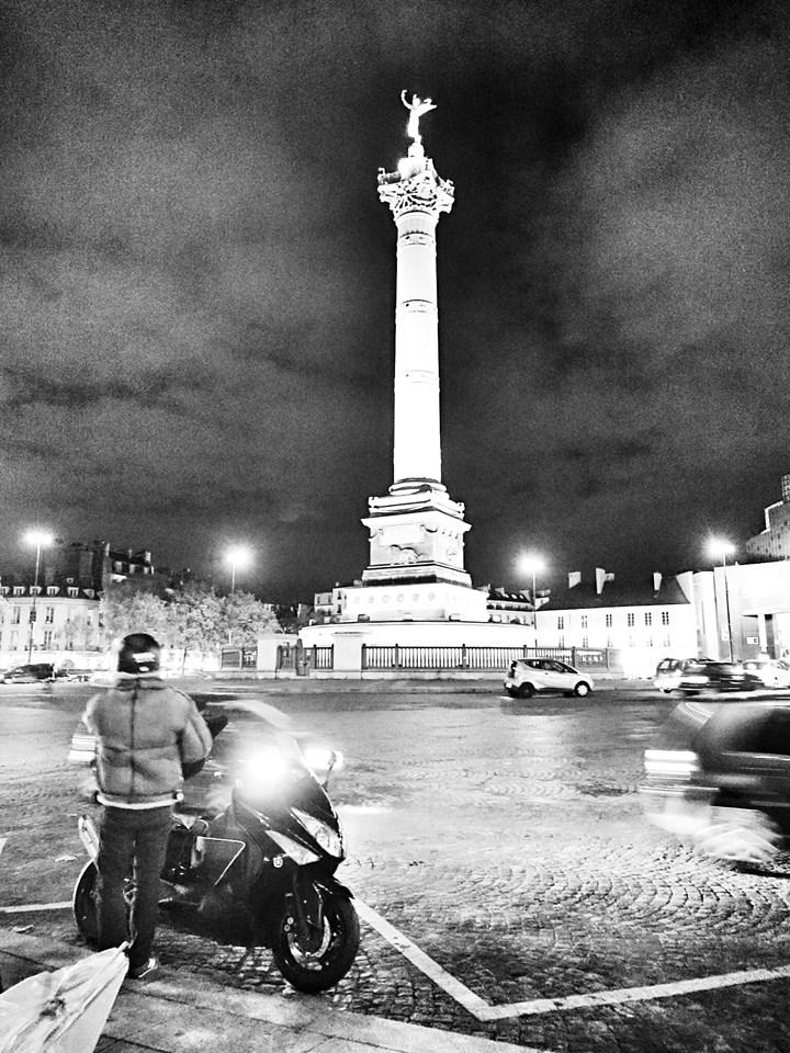 Place de la Bastille, July Column