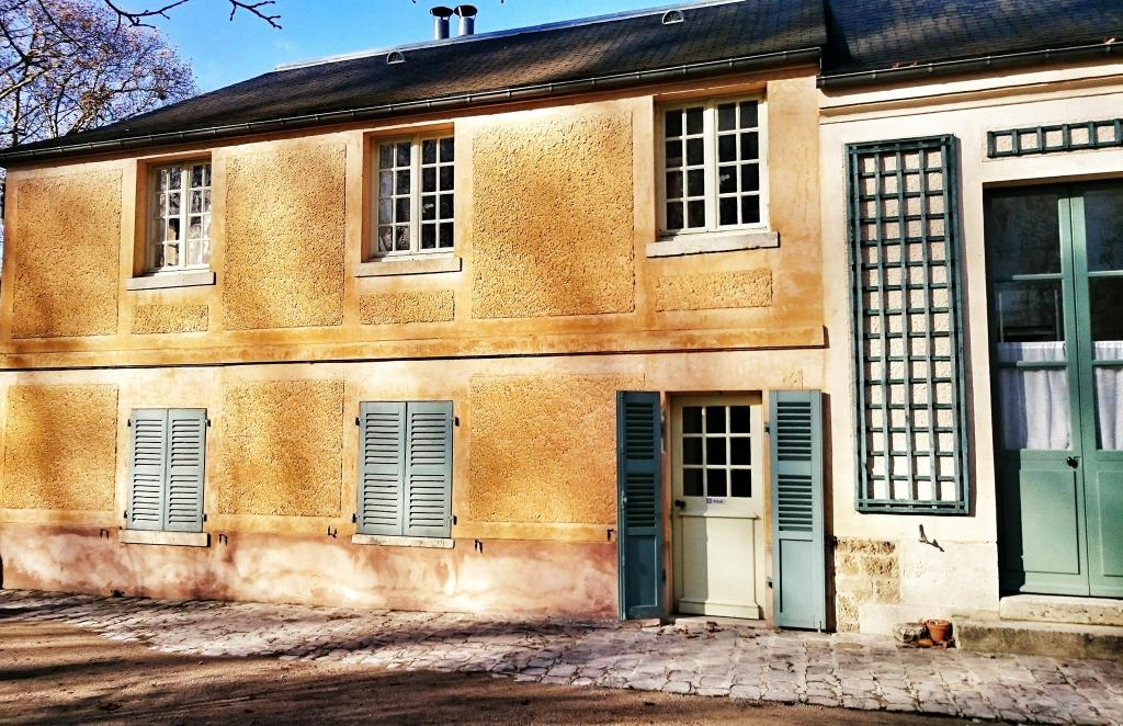 A little house in the Jardin de Château de Versailles