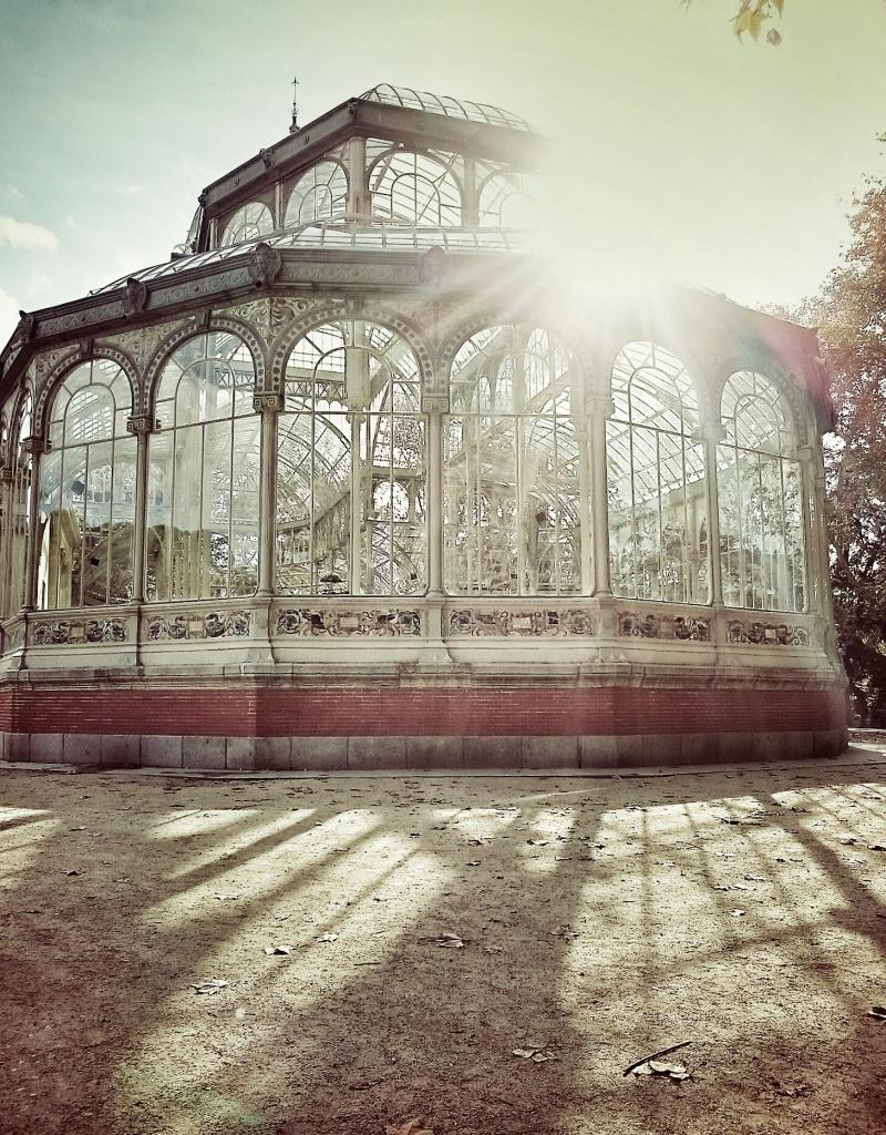 The Palacio de Cristal