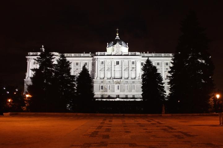 The Palacio Real