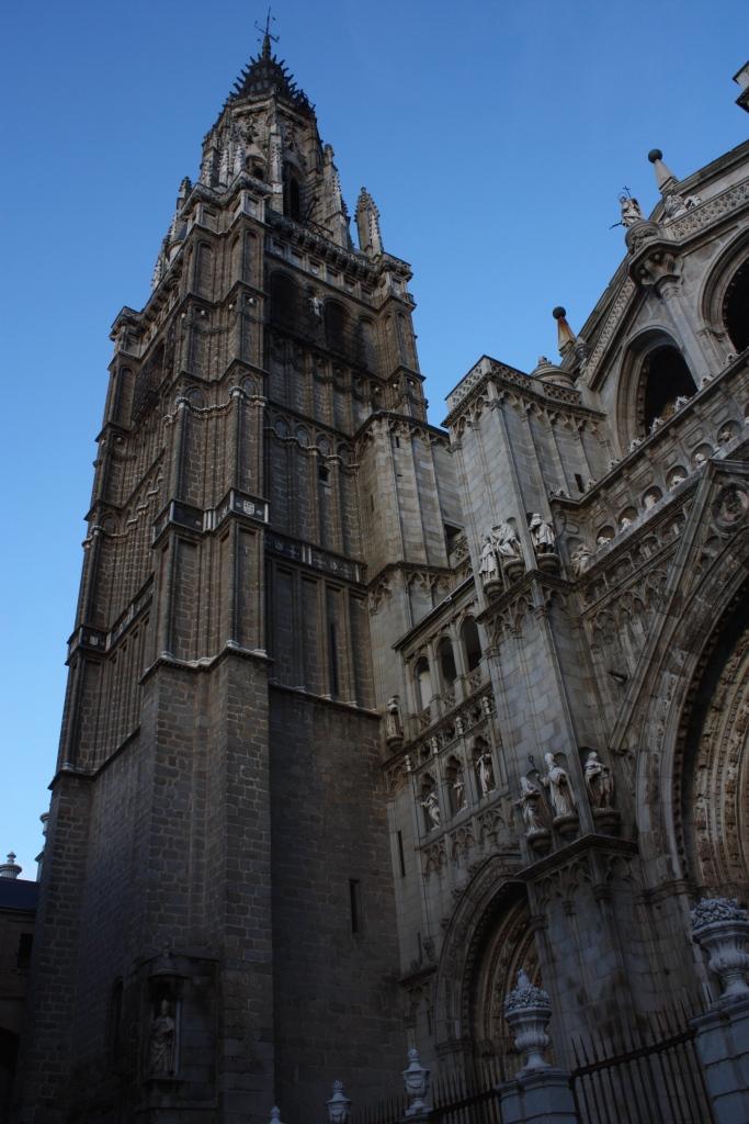 the Catedral Primada Santa María de Toledo