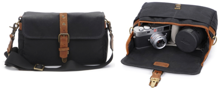 The Bowery camera bag and insert