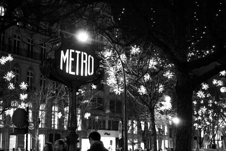 Champs-Élysées Christmas Market