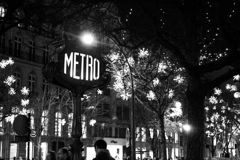 Champs-Élysées Christmas Market, Paris