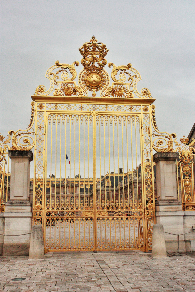 A day at the Palace of Versailles