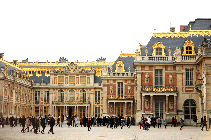 Versailles Christmas