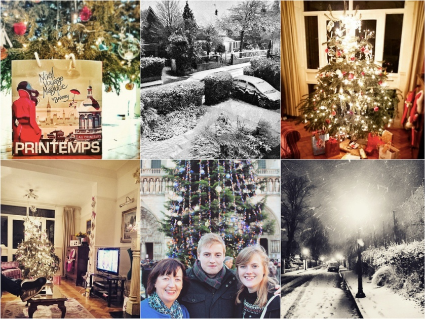 The last two weeks on Instagram - Christmas special
