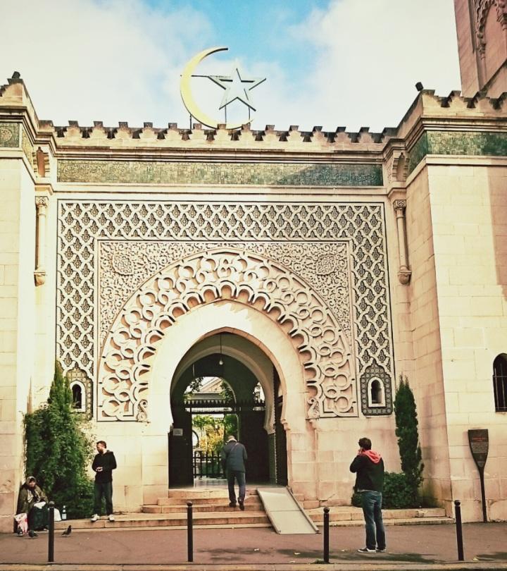 La Grande Mosquée deParis