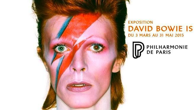 Exhibition Review: 'David Bowie Is', exposition Philharmonie de Paris