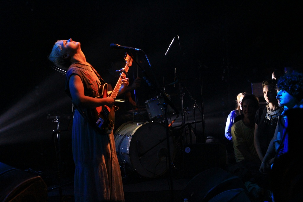 Laura Marling, Laura Marling, Le Trabendo, Paris