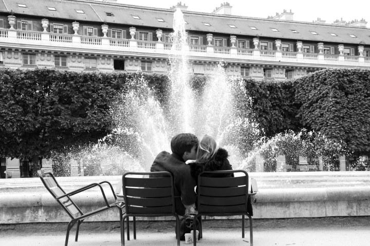 Les Jardins du Palais Royale, Paris