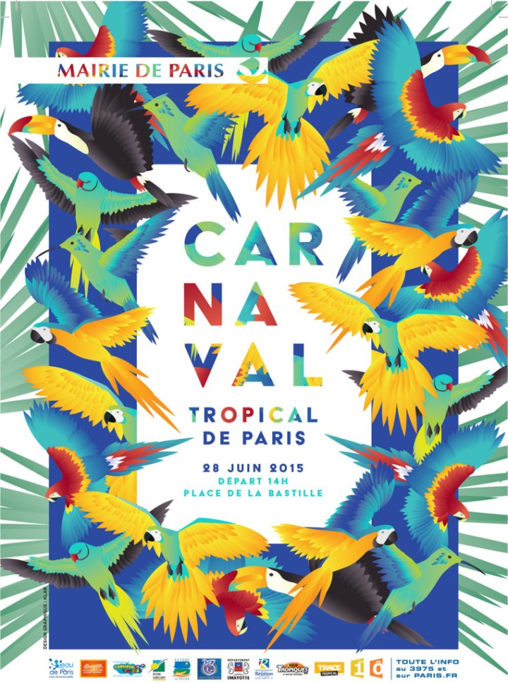 Le Carnaval Tropical de Paris 2015