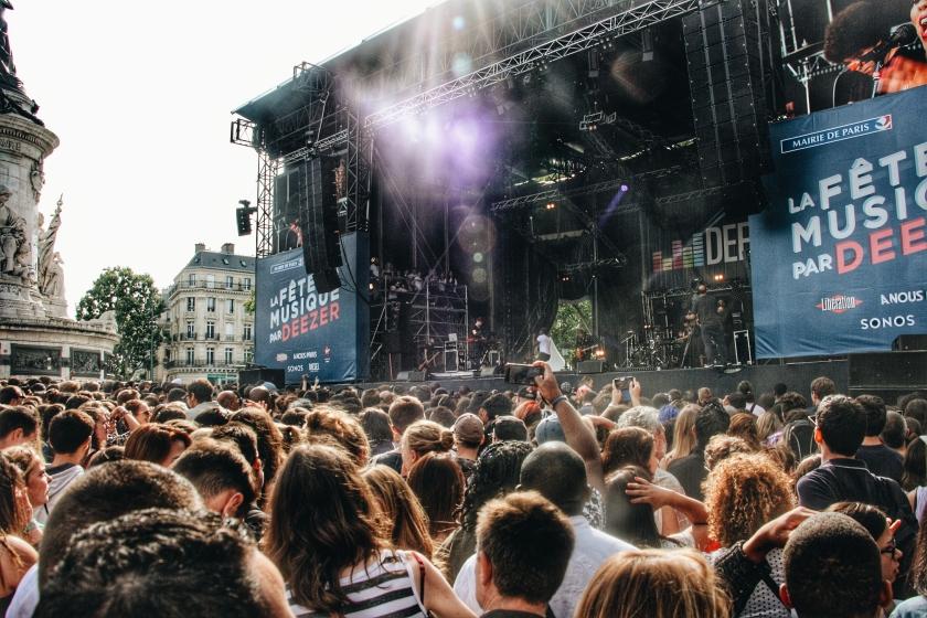 Fête de la Musique 2015, Paris