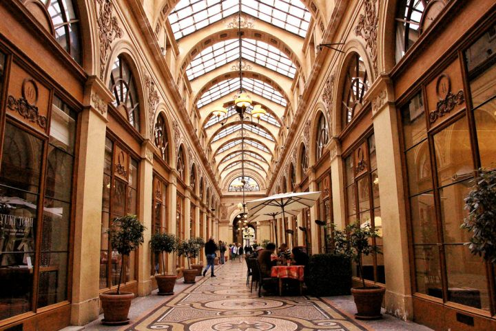 The timeless Galerie Vivienne