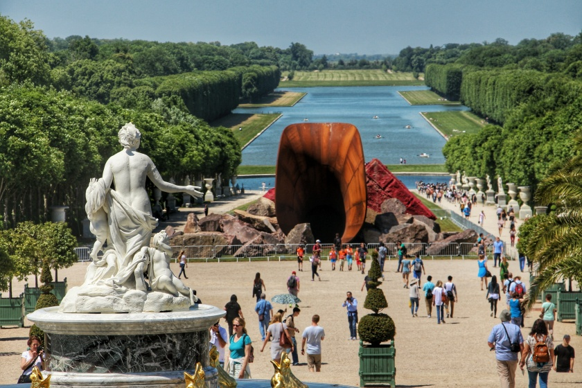 Summer at the Jardins de Versailles