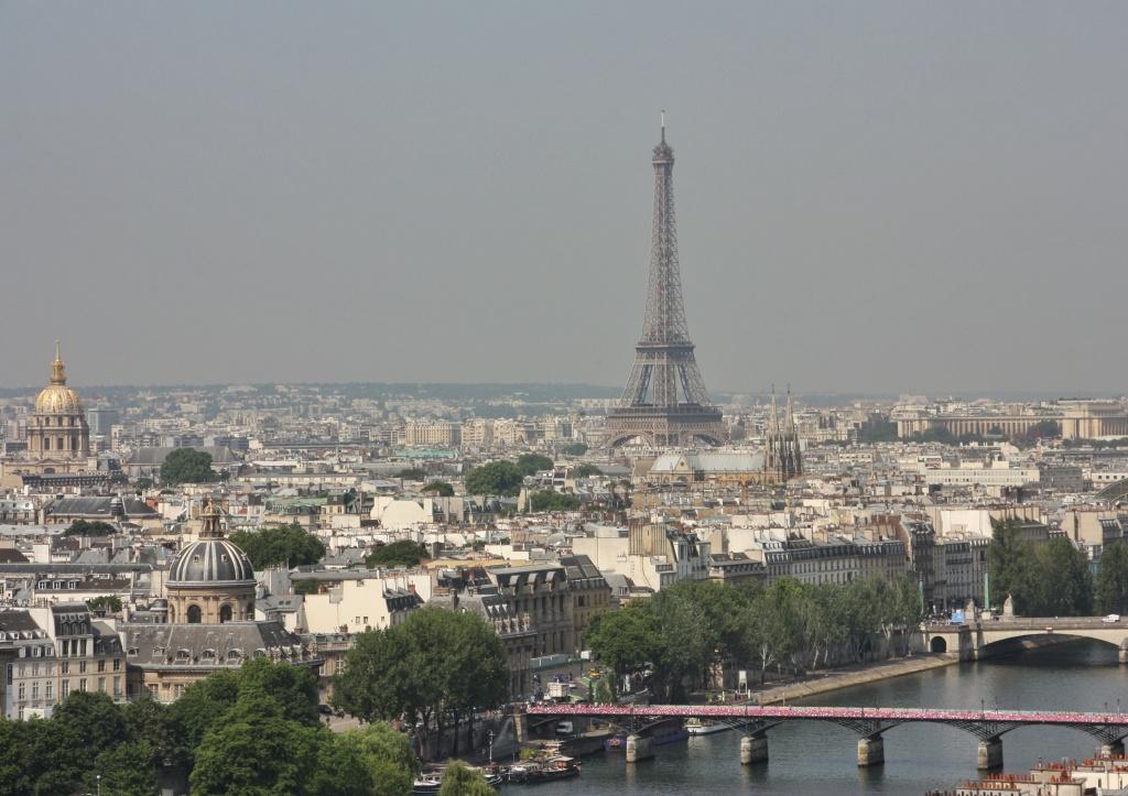 La Tour Saint-Jacques, Paris