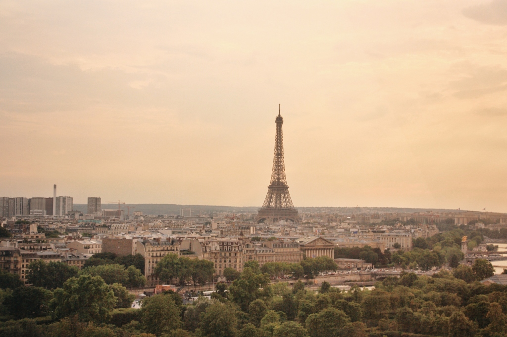 Grande Roue - Ferris Wheel, Paris, July 2015
