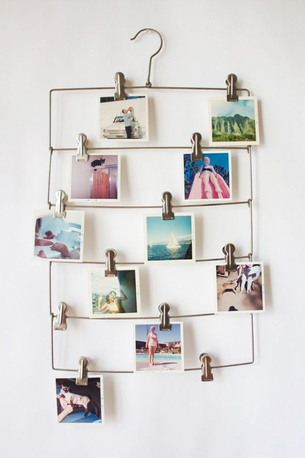 How to Display Postcards in your home, Roisin Grace. Photo from The Hand Made Home