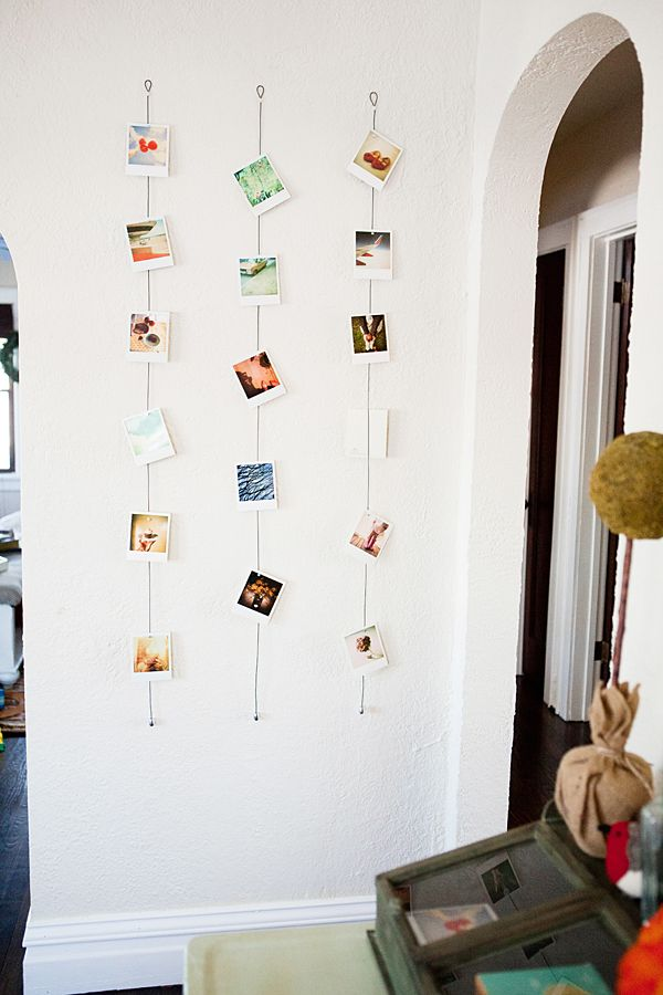 How display Postcards in House, Roisin Grace. Photo credit: House of Jade Interiors