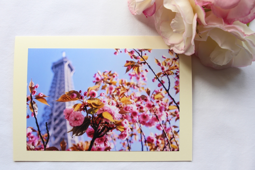 Paris Photo Print Greeting Cards, Roisin Grace