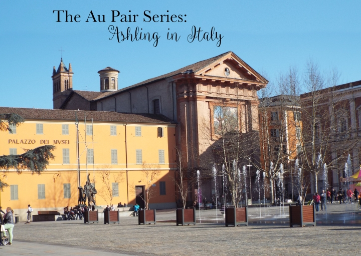 The Au Pair Series: Ashling in Italy