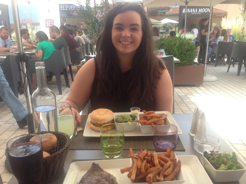 Caitlin Au Pair in South of France