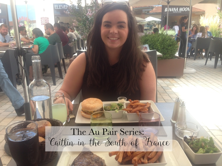 The Au Pair Series: Caitlin in the South of France
