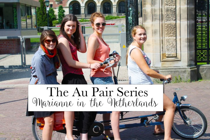 The Au Pair Series: Marianne in Den Haag, Netherlands