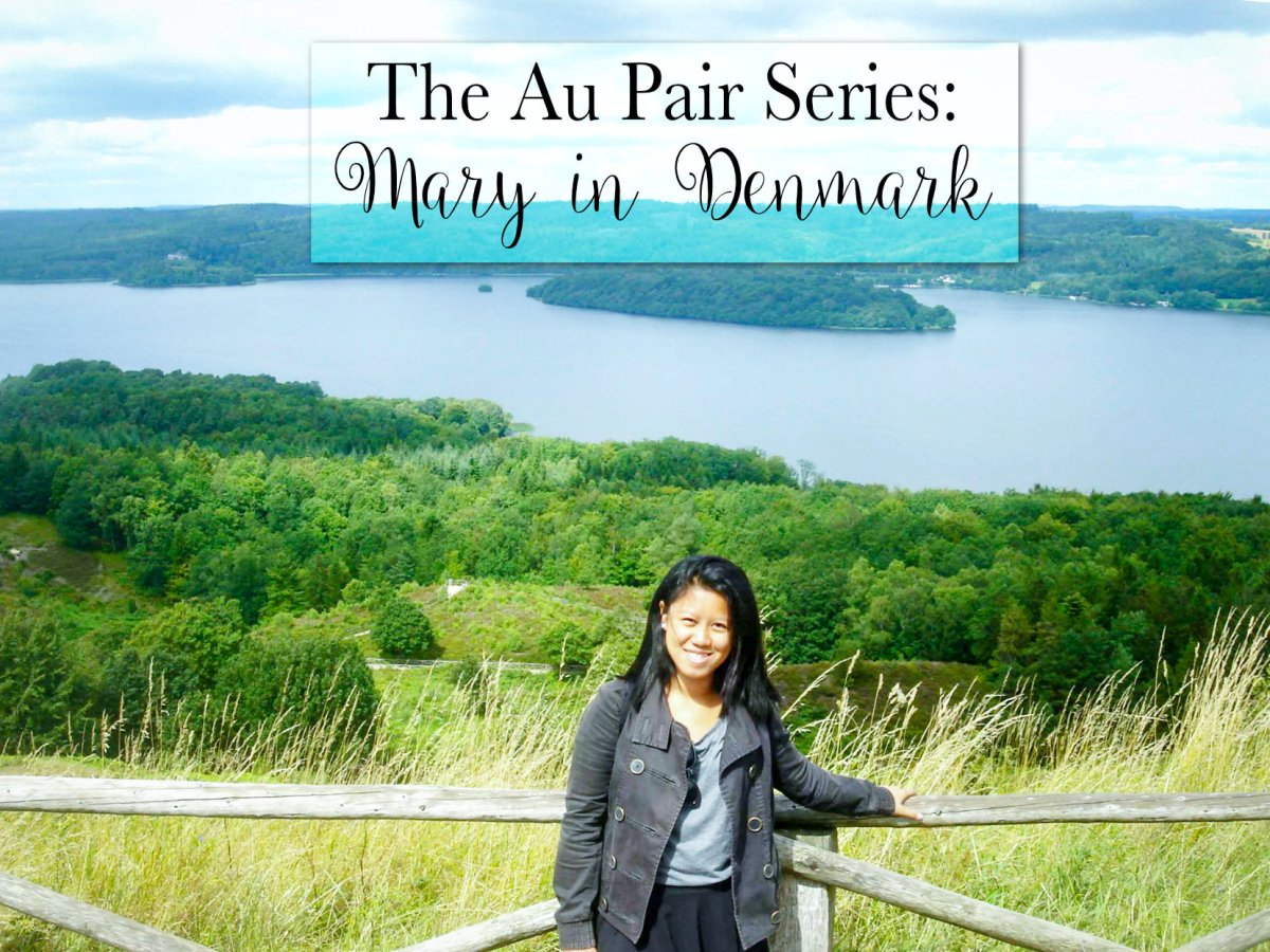 The Au Pair Series: Mary in Denmark