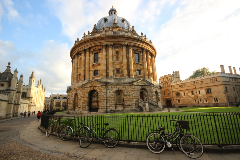 The Radcliffe Camera, Oxford