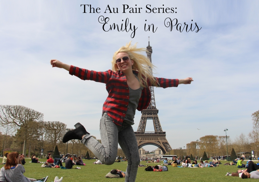The Au Pair Series, Emily in Paris