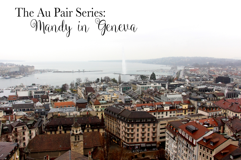 The Au Pair Series, Mandy Geneva