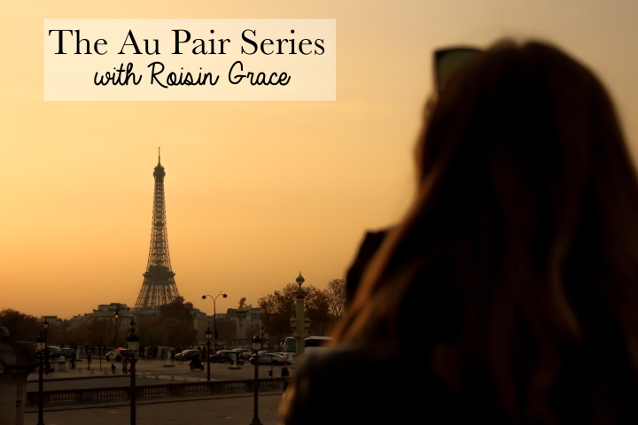 Launch of my new 'The Au Pair Series'