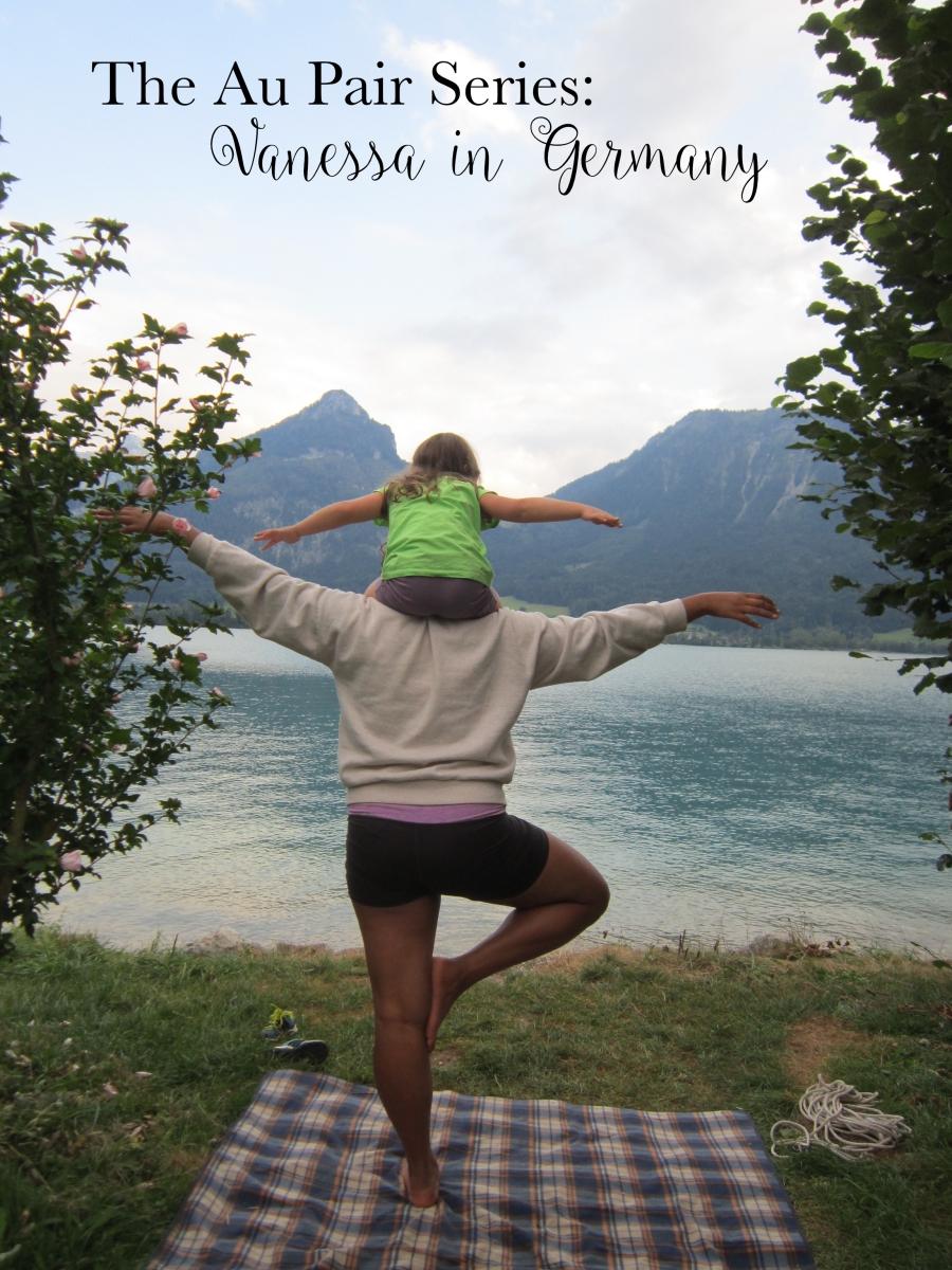 The Au Pair Series: Vanessa in Edewecht, Germany