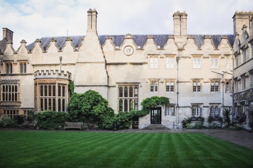 Jesus College Oxford, University of Oxford