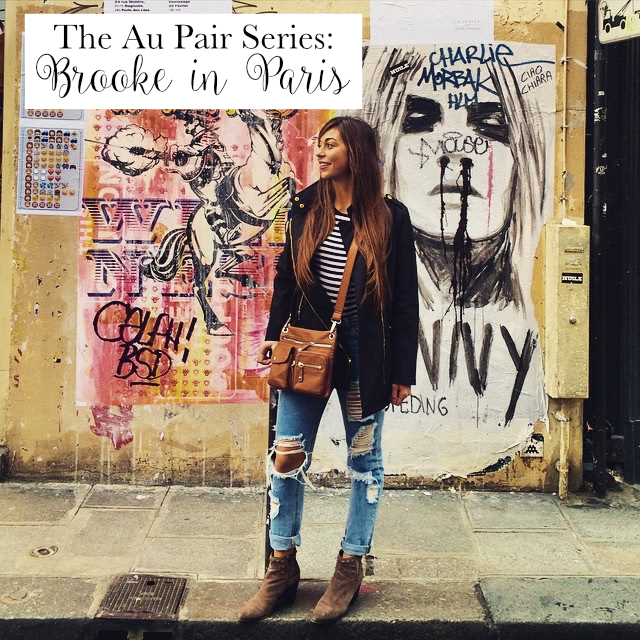 The Au Pair Series: Brooke in Paris
