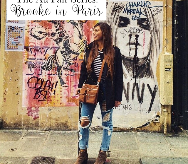 Brooke Au Pair Paris, France
