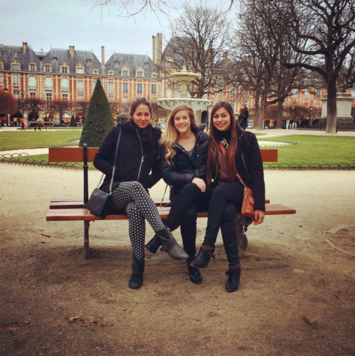 Brooke Au Pair in Paris, France, The Au Pair Series