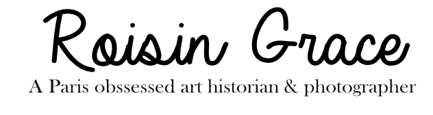 Roisin Grace Astell Paris Etsy Photographer Blog Header