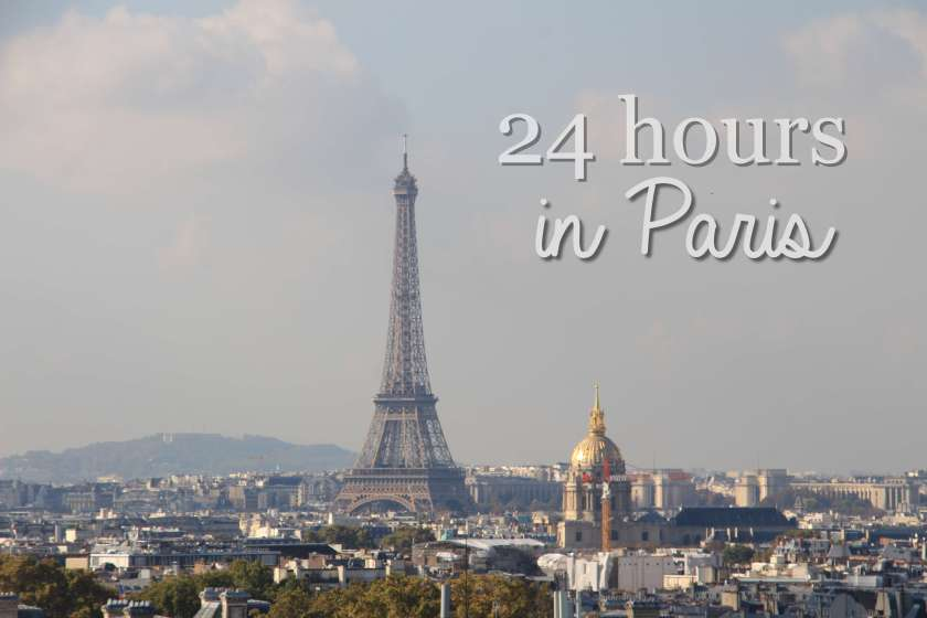 24 hours in Paris - what to see and do, Accor Hotels competition